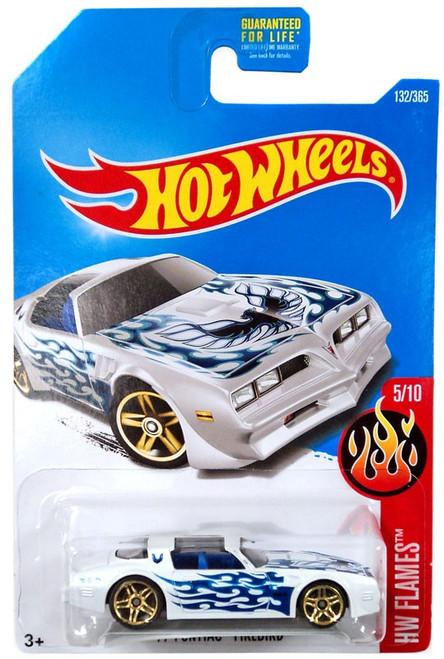 Hot Wheels HW Flames '77 Pontiac Firebird Die-Cast Car DVB75 [5/10]