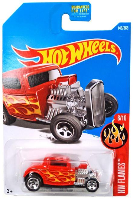 Hot Wheels HW Flames '32 Ford Diecast Car DTX84 [6/10]