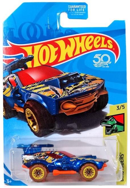 Hot Wheels Dino Riders Sting Rod II Diecast Car FKB29 [3/5]