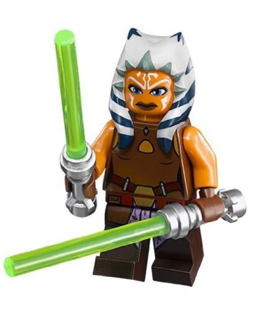 LEGO Star Wars Ahsoka tano Minifigure [Loose]