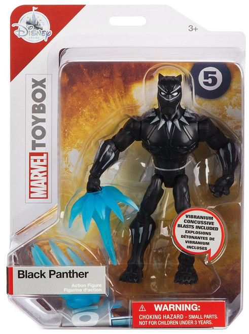 Disney Marvel Toybox Black Panther Action Figure