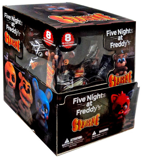 Squishme Five Nights at Freddy's Mystery Box [24 Packs]