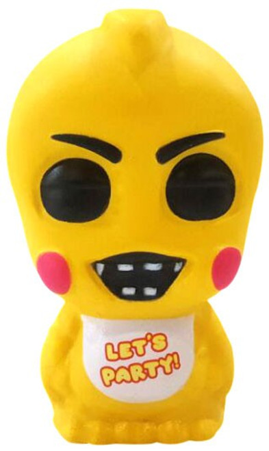 Five Nights at Freddy's Squishme Chica Squeeze Toy