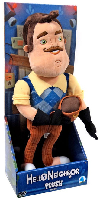 Hello Neighbor The Neighbor 15-Inch Plush [with Mug]