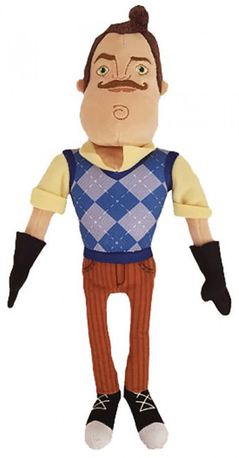 Hello Neighbor The Neighbor 10-Inch Plush