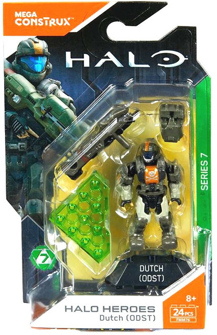 Halo Heroes Series 7 Dutch Mini Figure [ODST]