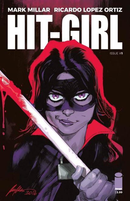 Image Comics Hit-Girl #1 Comic Book [Rafael Albuquerque Cover]