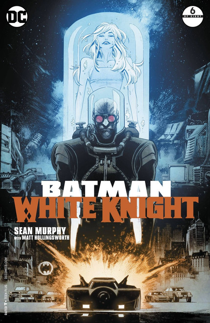 DC Batman White Knight #6 Comic Book