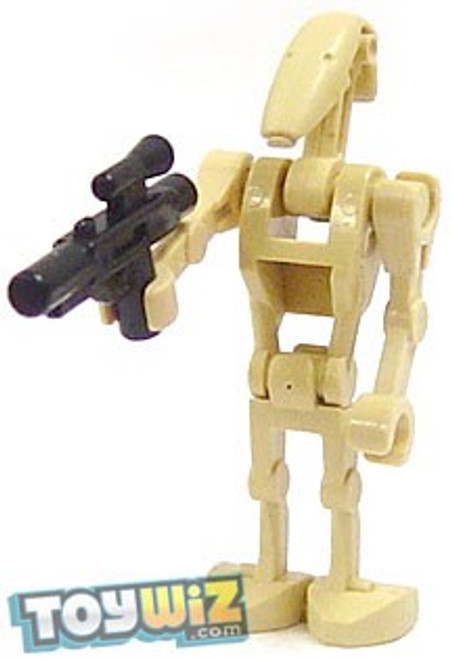 LEGO Star Wars Battle Droid Minifigure [Version 2 Loose]