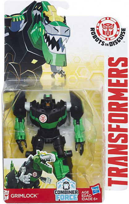 Transformers Robots in Disguise Grimlock Warrior Action Figure [Combiner Force]