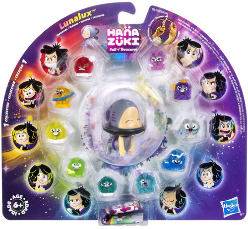 Hanazuki Full of Treasures Lunalux Space 10-Pack