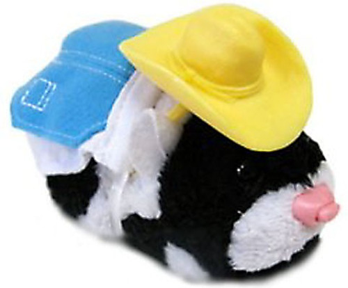 Zhu Zhu Pets Series 2 Hamster Outfit Cowboy Hat & Denim Vest Accessory Set [Loose]