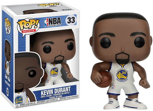 Funko NBA POP! Sports Basketball Kevin Durant Vinyl Figure #33 [Damaged Package]