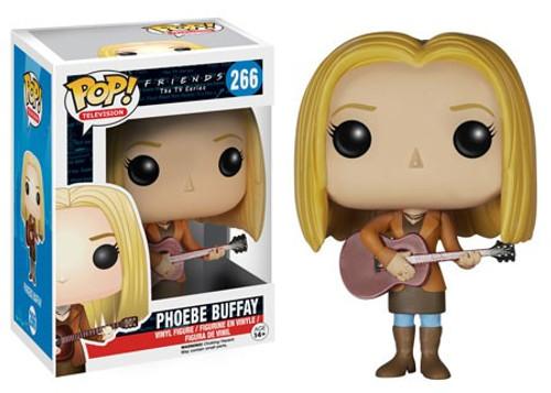 Funko Friends POP! TV Phoebe Buffay Vinyl Figure #266 [Damaged Package]