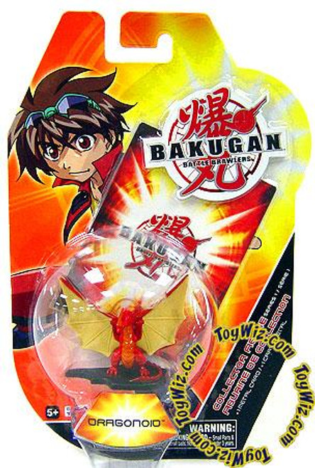Bakugan Battle Brawlers Dragonoid PVC FIgure [RANDOM Colors]