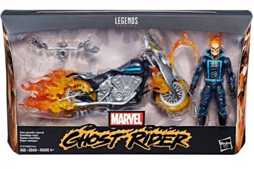 Marvel Legends Ultimate Ghost Rider Action Figure