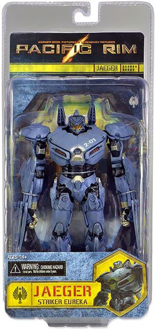 NECA Pacific Rim Series 2 Striker Eureka Action Figure