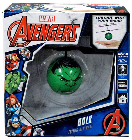 Marvel Avengers Hulk Flying UFO Ball