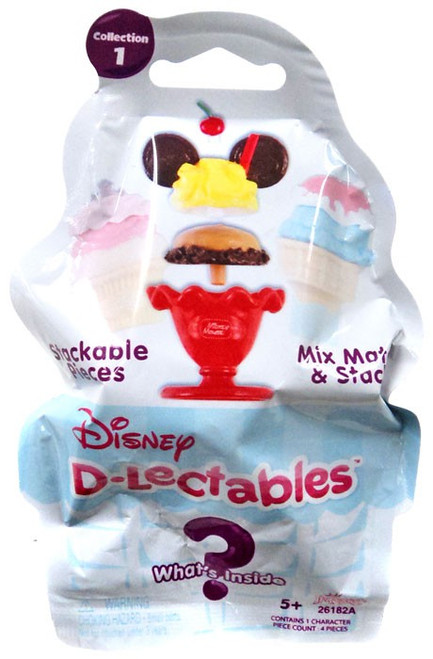 Disney D-Lectables Collection 1 Mystery Pack [Version 1]