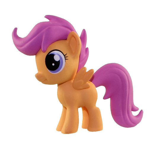 Funko My Little Pony Mystery Minis Series 3 Scootaloo 1/12 Mystery Minifigure [Loose]