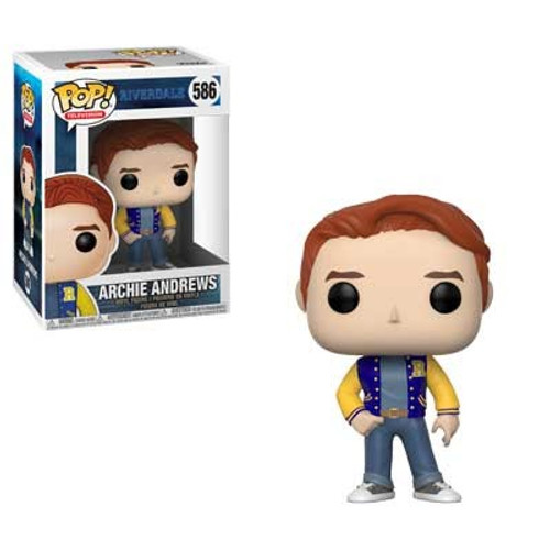 Funko Riverdale POP! TV Archie Andrews Vinyl Figure #586