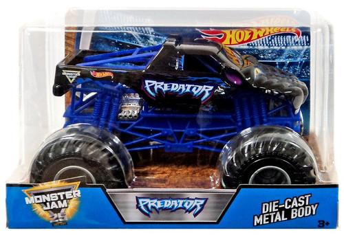 Hot Wheels Monster Jam Predator Die-Cast Car