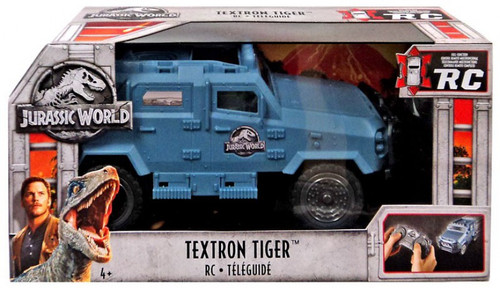 Jurassic World Textron Tiger R/C Vehicle