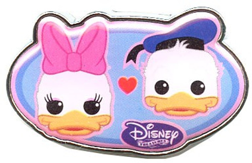 Funko Disney Daisy & Donald Duck Exclusive Pin [Ever After Castle]