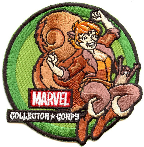 Funko Marvel Collector Corps Squirrel Girl Patch