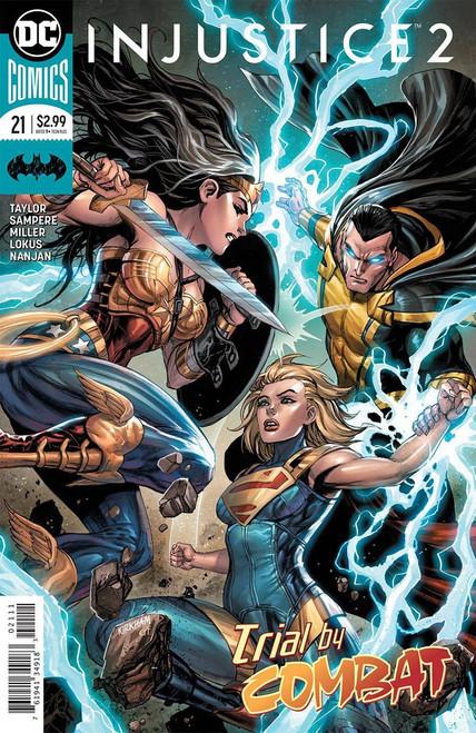 DC Injustice 2 #21 Comic Book