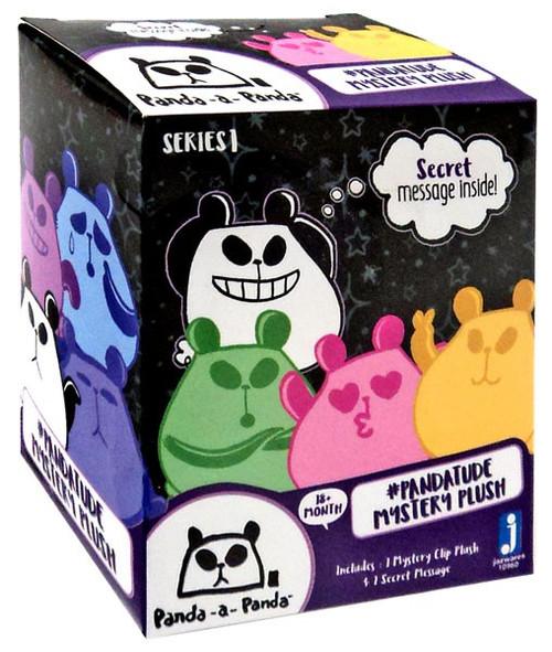 Panda-a-Panda #Pandatude Mystery Plush