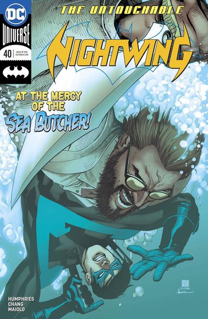DC Nightwing #40 Comic Book