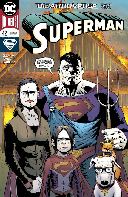 DC Superman #42 Comic Book