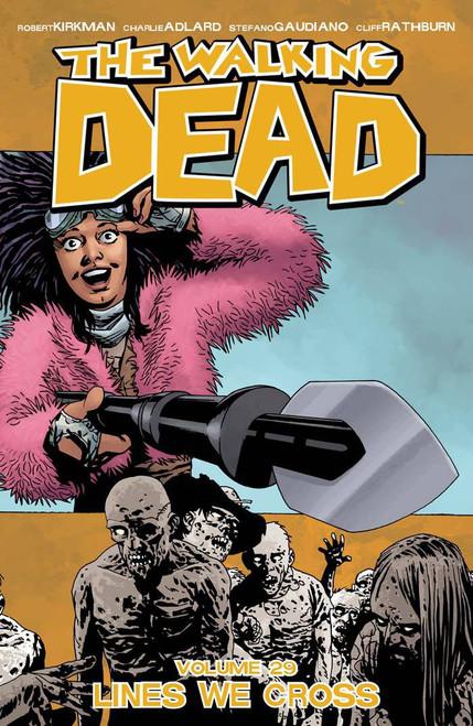 Image Comics The Walking Dead Volume 29 Trade Paperback Comic Book