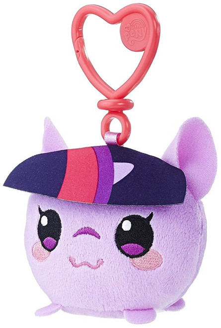 My Little Pony Friendship is Magic Twilight Sparkle Plush Clip On