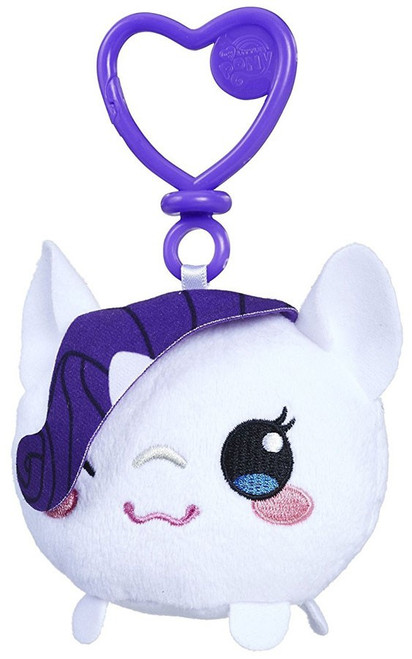 My Little Pony Friendship is Magic Rarity Plush Clip On