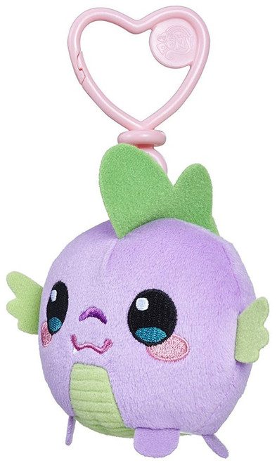 My Little Pony Friendship is Magic Spike Plush Clip On