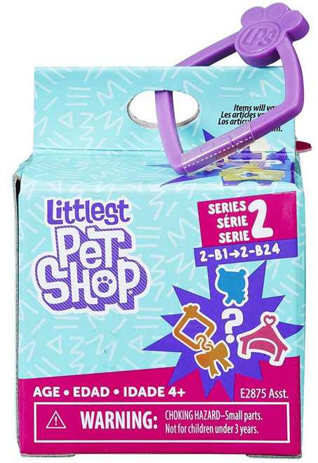 Littlest Pet Shop Clip It Series 2 Mystery Pack [2-B1 thru 2-B24]