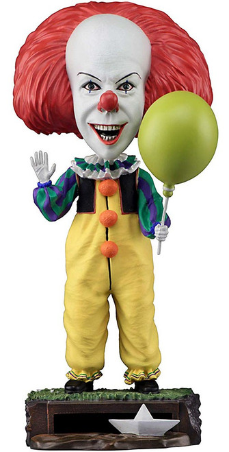 NECA IT Movie (1990) Pennywise 8-Inch Head Knocker