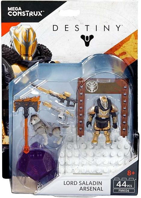 Destiny Lord Saladin Arsenal Set