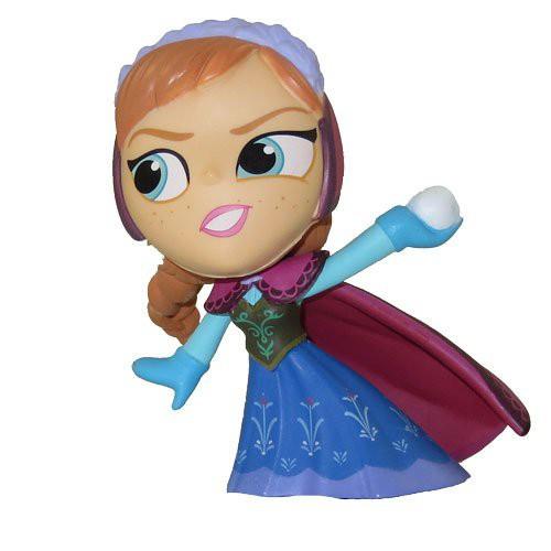 Funko Disney Heroes vs Villains Snowball Throwing Anna Mystery Mini [Loose]