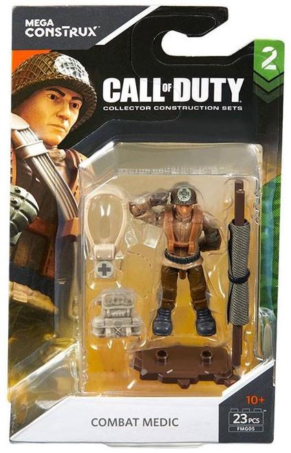 Call of Duty Specialists Series 2 Combat Medic Mini Figure