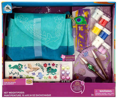 Disney Tangled The Series Design Your own Adventure Bag Exclusive Craft Kit