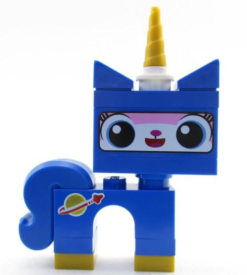 The LEGO Movie Blue Unikitty Minifigure [Astro Kitty]