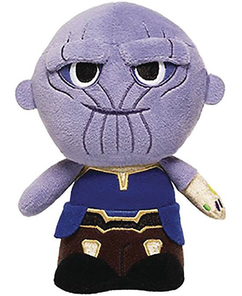 Funko Marvel Avengers Infinity War SuperCute Thanos Plush