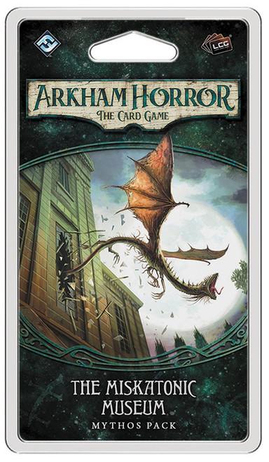 Arkham Horror The Card Game Dunwich Legacy The Miskatonic Museum Mythos Pack