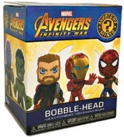 Funko Marvel Mystery Minis Avengers Infinity War Mystery Pack [1 RANDOM Figure]