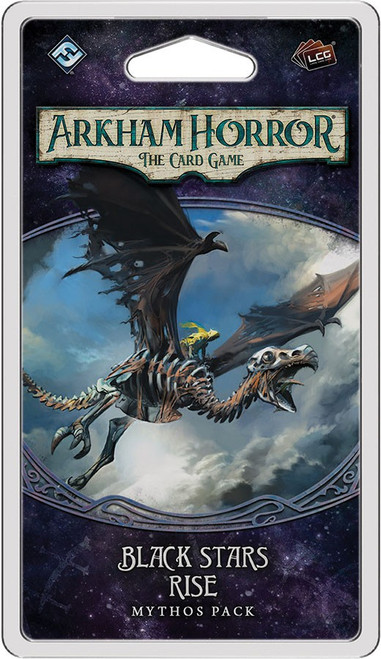 Arkham Horror The Card Game The Path to Carcosa Black Stars Rise Mythos Pack