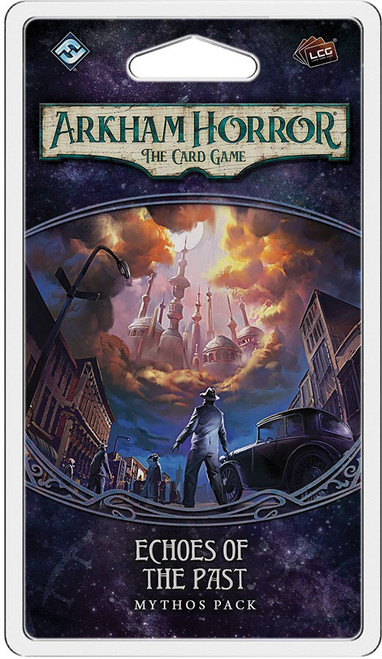 Arkham Horror The Card Game The Path to Carcosa Echoes Of The Past Mythos Pack