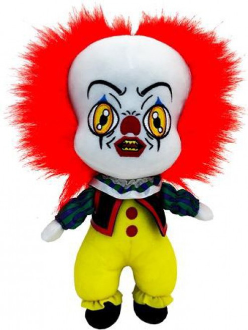 IT Movie (1990) The Movie Pennywise 10-Inch Plush